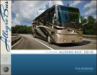 Click to see a full color brochure from Tiffin Motorhomes for the 2010 Allegro Bus 43QRP