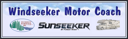 Homepage for The Windseeker, Forest River Sunseeker